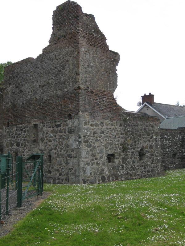 Mountjoy Castle Lough Neagh
