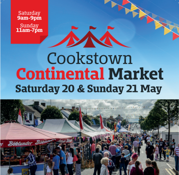 Cookstown Continental Market