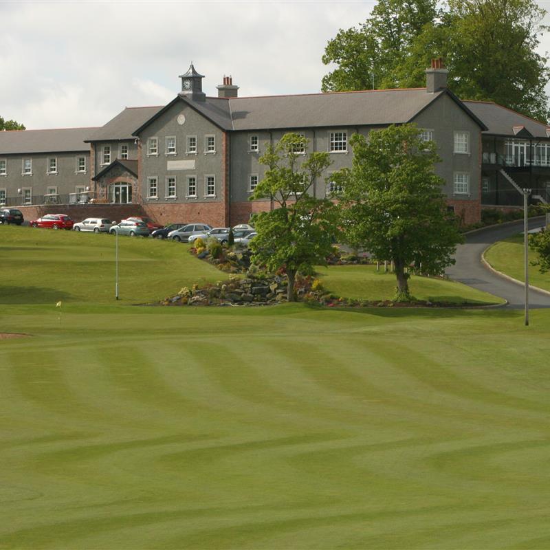 Bailies Restaurant at Edenmore Golf Club