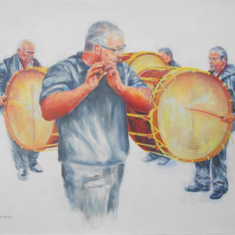 Denis Ferguson Artist