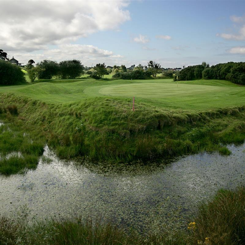 Down Royal Park Golf Course