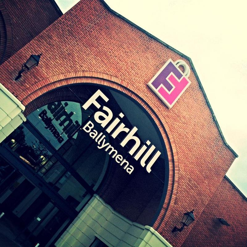 Fairhill Shopping Centre