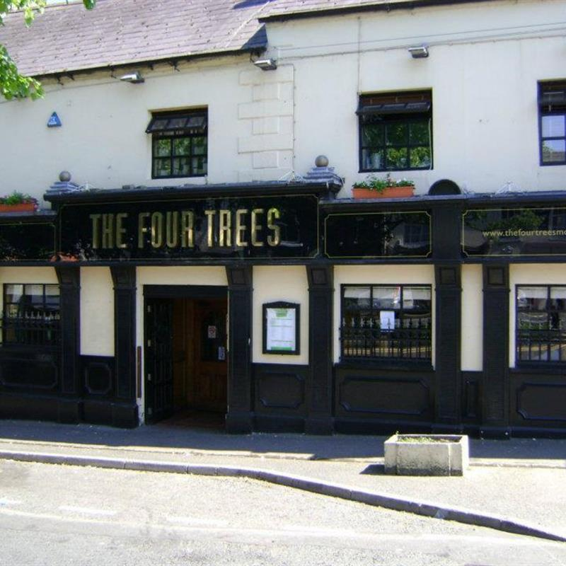 The Four Trees