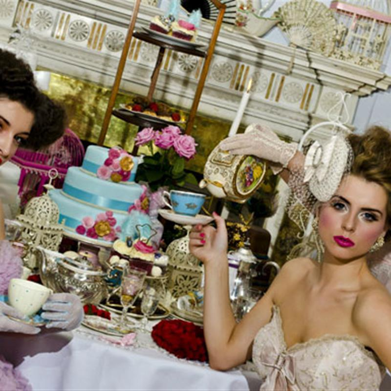 Frock Around the Clock Vintage Fair