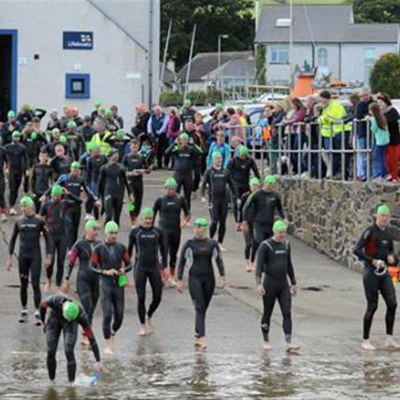 Glens of Antrim  Triathlon (The GOAT)