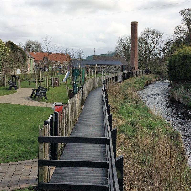 Incredible Edible Cloughmills Biopark- for EHOD 2017