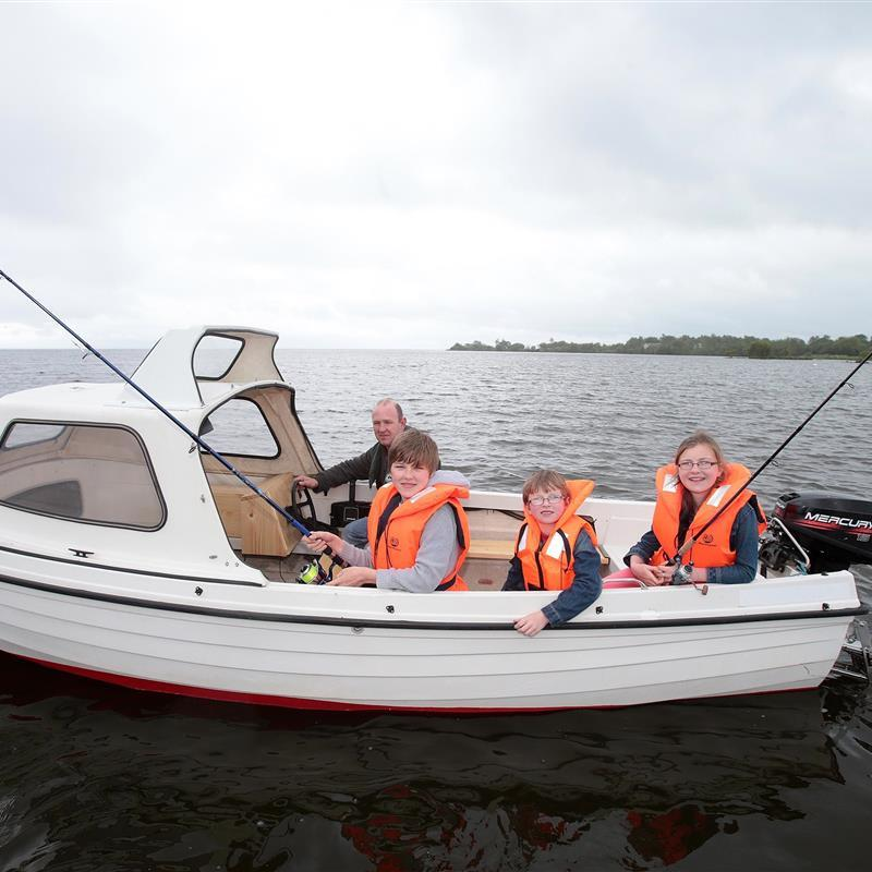 Lough Neagh Boat Hire