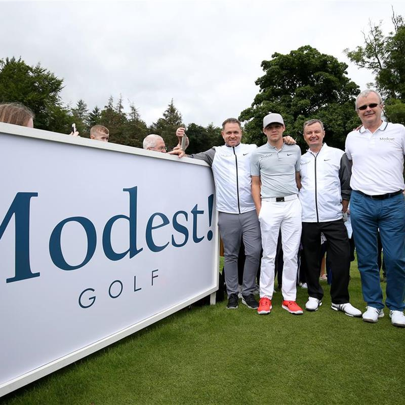 Galgorm Resort & Spa Northern Ireland Open presented by Modest! Golf