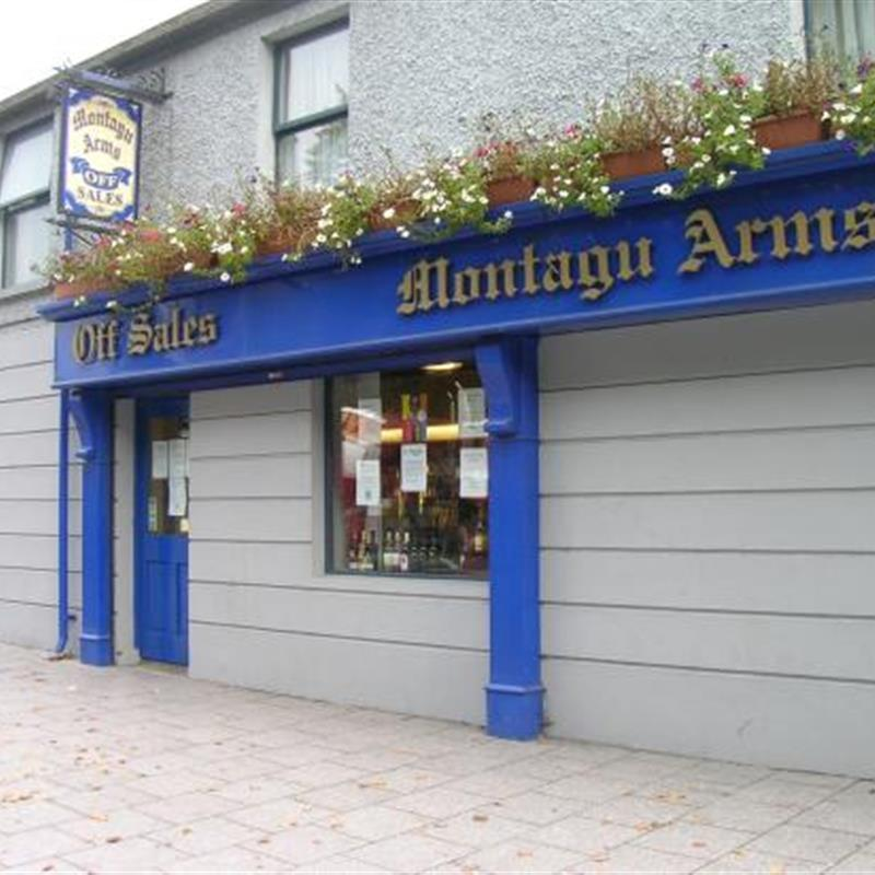 Montagu Arms Bar and Restaurant