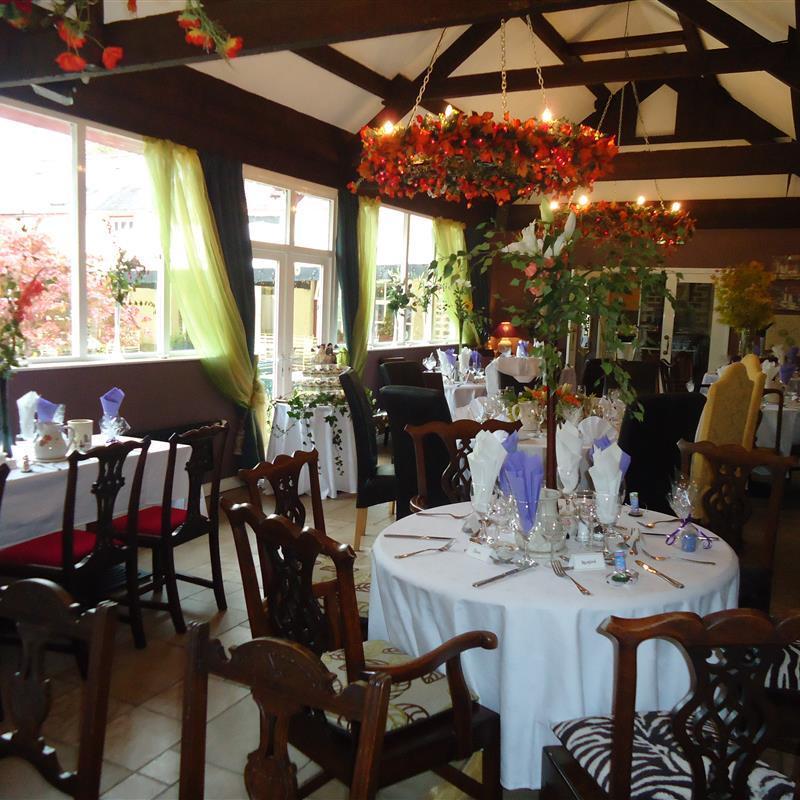 Ballydougan Pottery Restaurant & Coffee Lounge