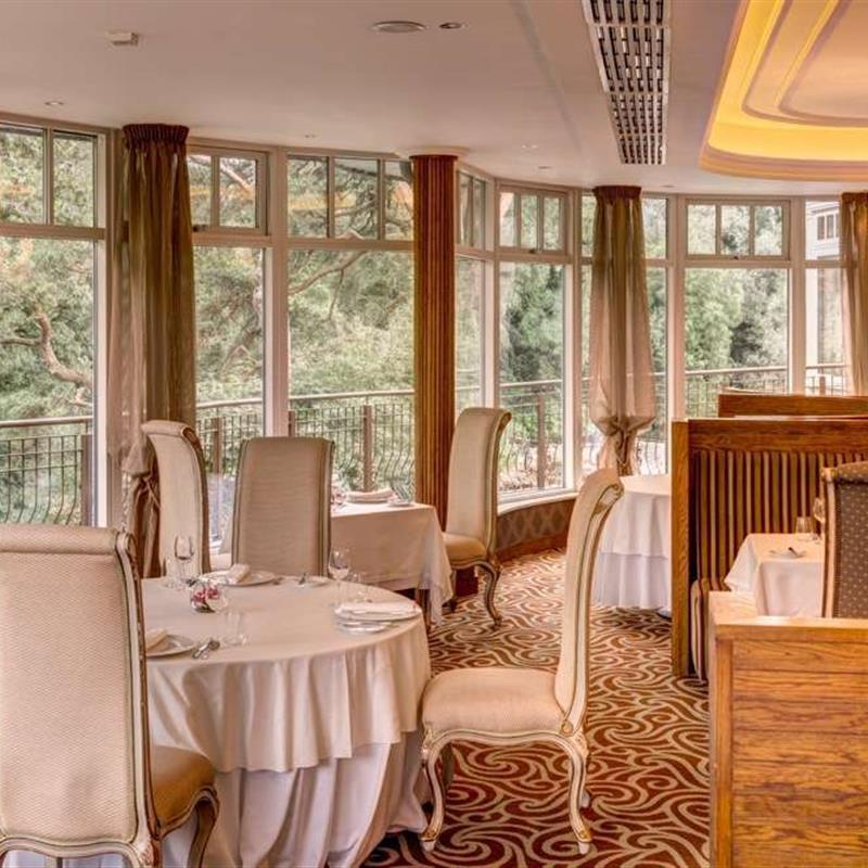 The River Room Restaurant at Galgorm Manor Hotel