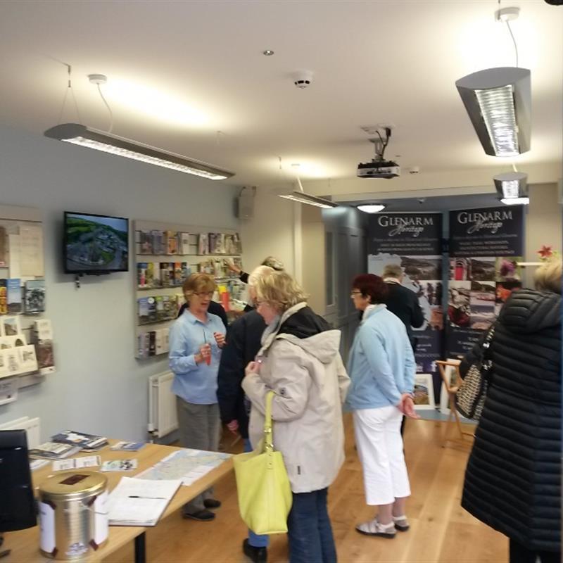 Glenarm Visitor Information Point